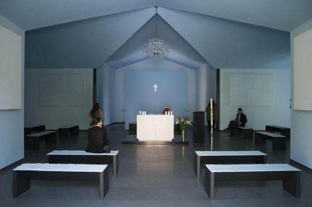 Cappella e Sala Del Commiato ph.N. Marco Santomauro