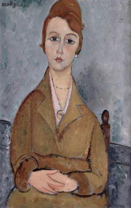 Amedeo Modigliani, La giovane Lolotte, 1918. Collezione privata