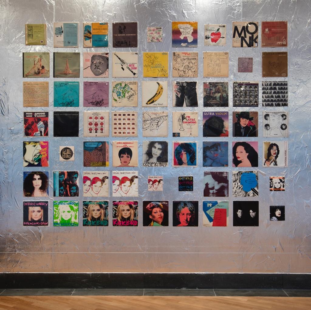 Andy Warhol, l'opera moltiplicata. Exhibition view at GAMeC, Bergamo 2017. Photo Antonio Maniscalco