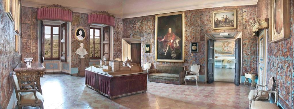 Ariccia, Palazzo Chigi. Sala Albani