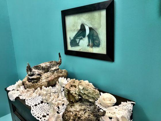 La mostra di Roberto Cuoghi al Madre di Napoli