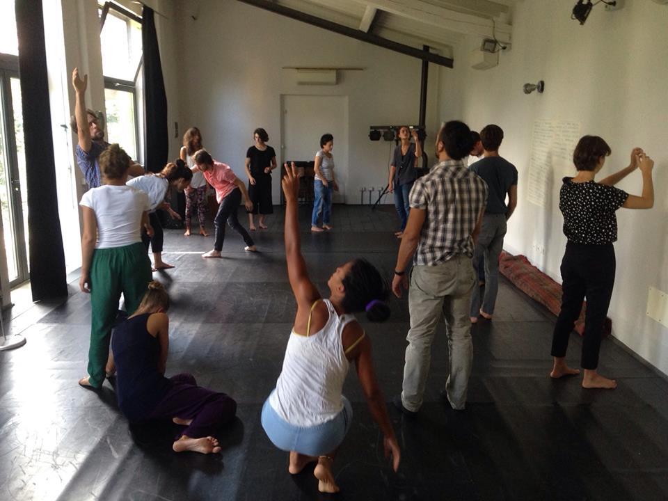 Attività del progetto Il mestiere dell'arte. Roots&Routes, con Caterina Poggesi e Marina Bistolfi, settembre 2015