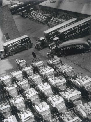 Ballantine's Brewery, New York, 1938 © Berenice Abbott