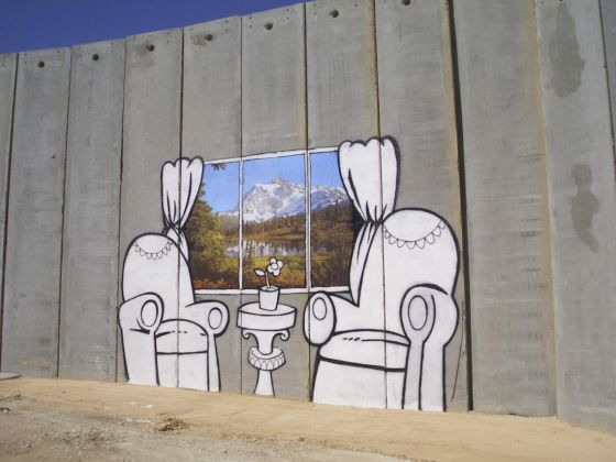 BETHLEHEM, WEST BANK - 2005 (Photo by David Silverman/Getty Images)