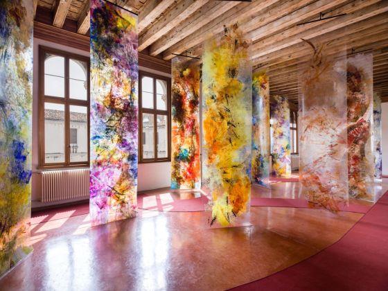 Beverly Barkat, Evocative Surfaces, 2016-2017, photo Vartivar Jaklian