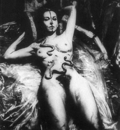 Carolee Schneeman, Eye Body. 36 Transformative Actions, 1963