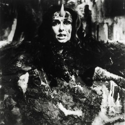 Carolee Schneeman, Eye Body. 36 Transformative Actions, 1963. Moderna Museet, Stoccolma