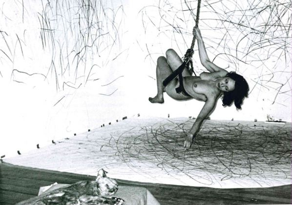Carolee Schneemann, Up to and Including Her Limits, 1973-76