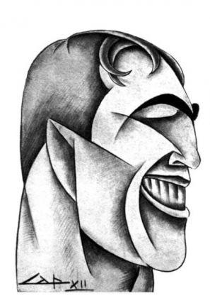 """Cleto Capponi, Primo Carnera, Campione del mondo dei pesi massimi. """"Il Messaggero"""", 10 gennaio 1934"""