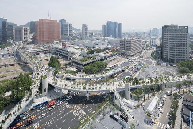 Seoul Sky Garden ph Ossip van Duivenbod