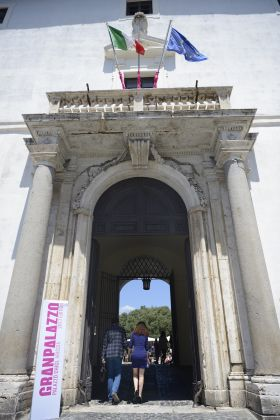 L'ingresso ph Giorgio Benni