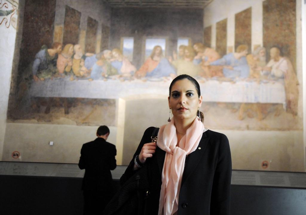 Cristina Cappellini, Assessore alla Cultura, Regione Lombardia
