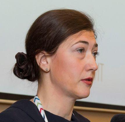 Daria Hook, ricercatrice senior al Dipartimento di Archeologia per l'Europa Orientale e della Siberia dell'Hermitage di San Pietroburgo