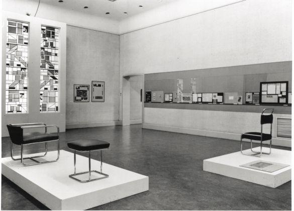 Exhibition Van Doesburg, Van Abbemuseum, 1968. Photo Van den Bichelaer (2) (1200x851)