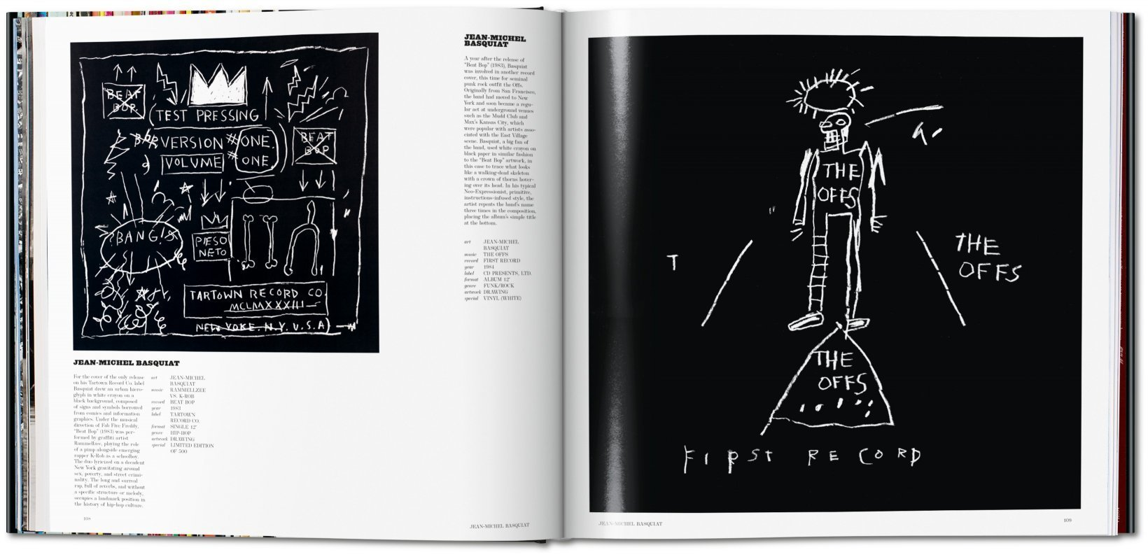 Francesco Spampinato, Art Record (Taschen)