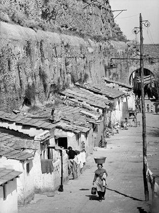 Franco Pinna, Mandrione, Roma 1956