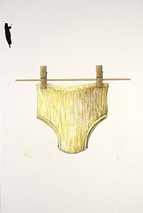 Gaetano Pesce, Deformazioni Veneziane, Oh Italy! Lamp, 1979