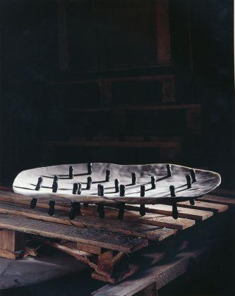 Gaetano Pesce, Vase dentelle, 1988-92. Photo Alberto Ferrero