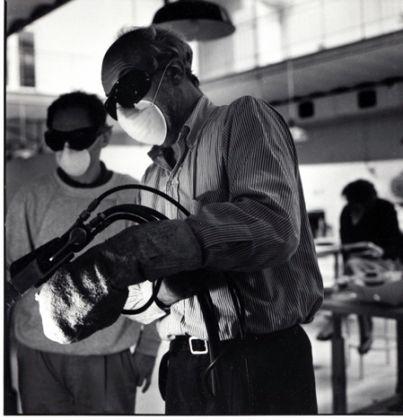 Gaetano Pesce al C.I.R.V.A, 1992