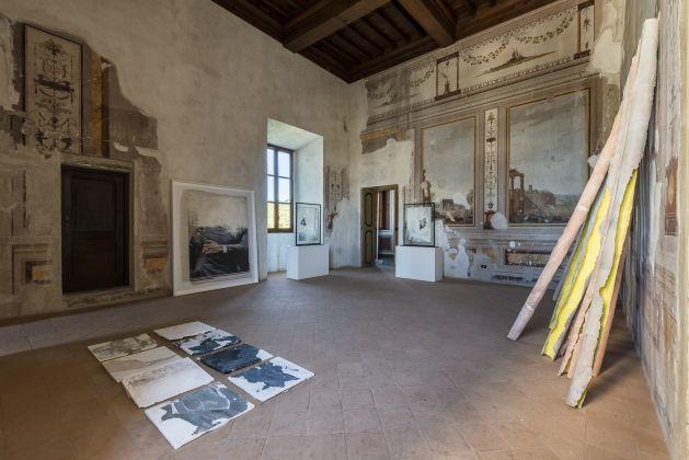 Granpalazzo 2017, Installation View Anat Ebgi/Amie Dicke e Apalazzo/Ann Iren Buan ph. Sebastiano Luciano photography