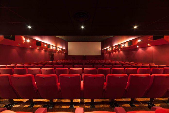 Gli interni del Cinema Troisi