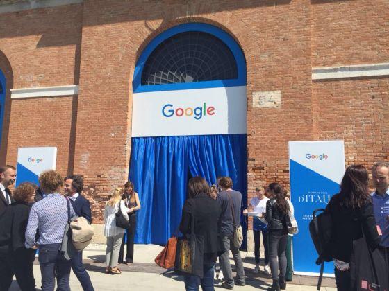 La presentazione del nuovo progetto di Google Arts & Culture