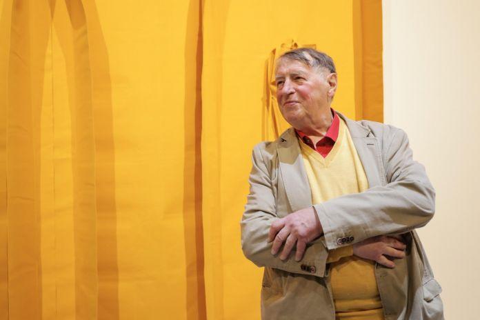 Il Leone D'Oro Franz Erhard Walther