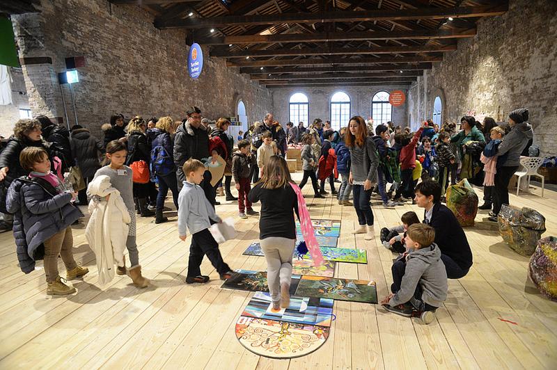 Il Liceo Artistico di Monopoli alla Biennale Educational 2015