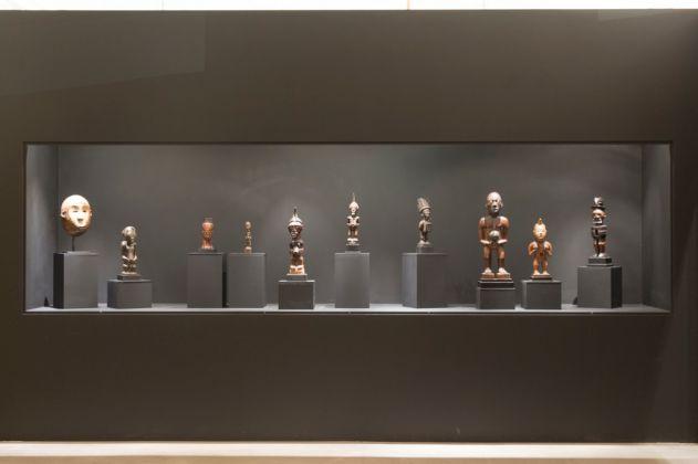 """Il cacciatore bianco. """"Arte Negra"""" alla Biennale di Venezia del 1922 e i primitivi. FM-Frigoriferi Milanesi, Milano 2017. Photo Daniele Pio Marzorati"""