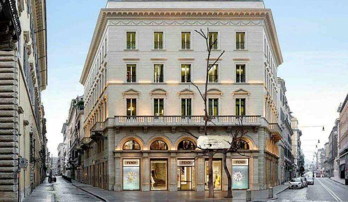 Il progetto dell'installazione di Penone a Roma
