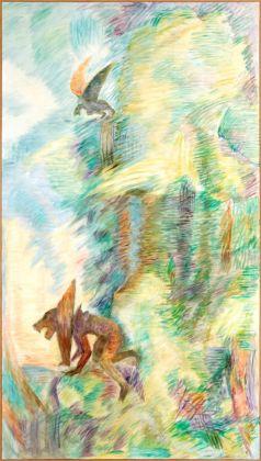 Ilya ed Emilia Kabakov, The Arch of Life #2 (The Scared Boy), 2013