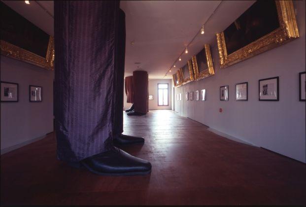 Ilya ed Emilia Kabakov. Where is our place. Installation view at Fondazione Querini Stampalia, Venezia 2003. Photo Francesco Allegretto