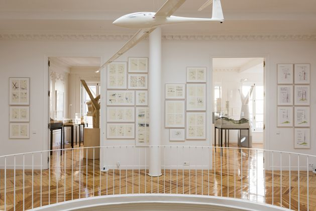 Interior view, Norman Foster Foundation, Madrid © Norman Foster Foundation