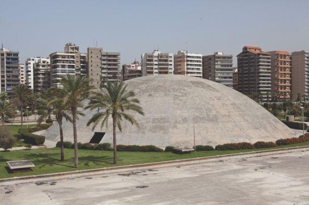 International Fair of Tripoli. Lebanon by Oscar Niemeyer, 1962-77 © Philip Cheung
