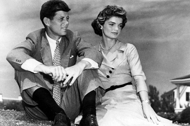 JFK e Jacqueline Kennedy negli Anni Cinquanta