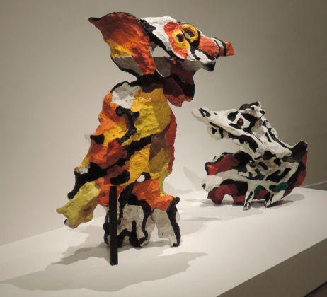 Karel Appel, Musée d'Art moderne de la Ville de Paris