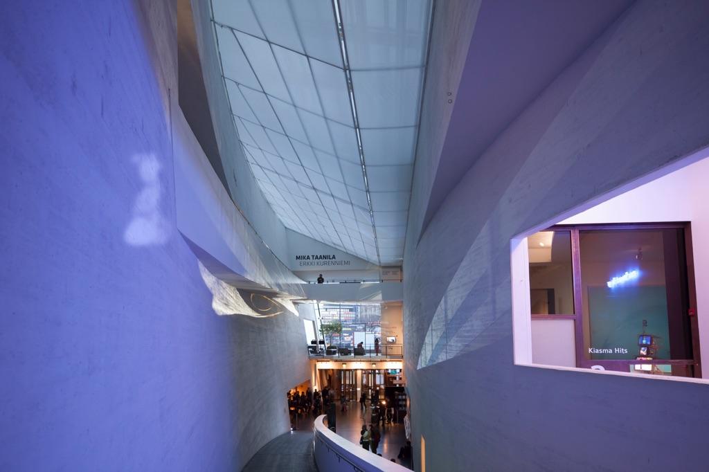 Kiasma Museum of Contemporary Art, Helsinki. Photo credit Finnish National Gallery - Pirje Mykkänen