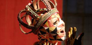 King Ubu, progettato da Ene-Liis Semper, 2006, co-diretto da Tiit Ojasoo e Ene-Liis Semper © Ene-Liis Semper, Theatre NO99
