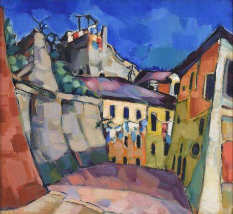 Konrad Mägi, Capri Motif, 1922-23