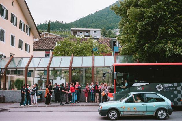 LanaLive International Culture Festival 2017. Martin Hanni, In Fondo. Photo Flyle
