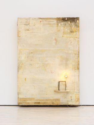 Lawrence Carroll, Painting, 1992-95. Collezione Panza, Mendrisio