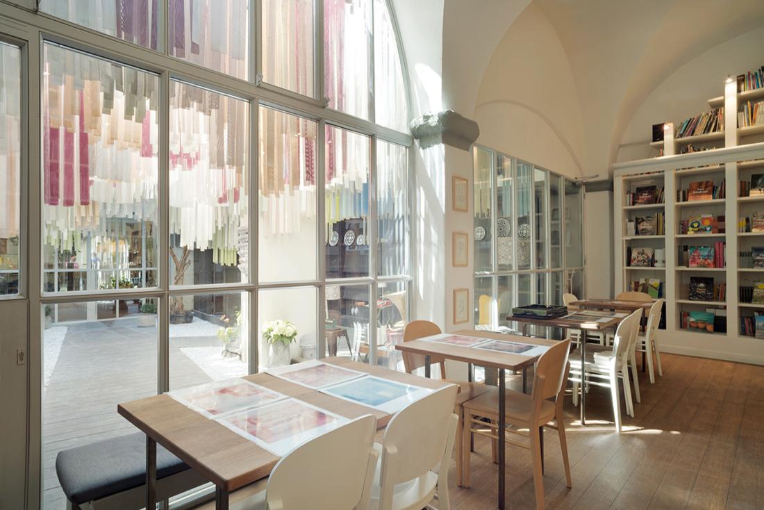 Libreria Brac, ph Anna Positano
