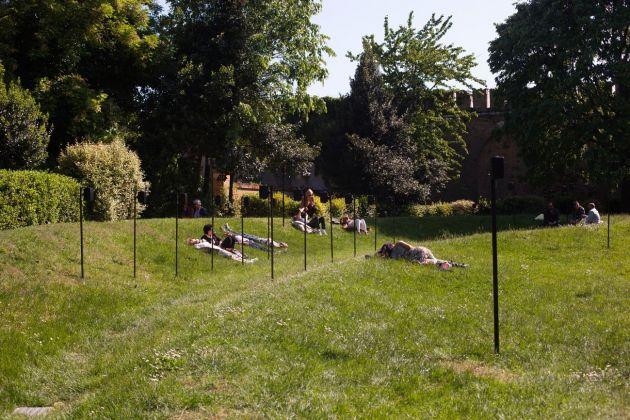 57. Esposizione Internazionale d'Arte, Venezia 2017, Hassan Khan, Composition for a Public Park, 2013-17