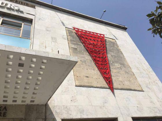 L'intervento di Ettore Favini all'IIC di Tirana