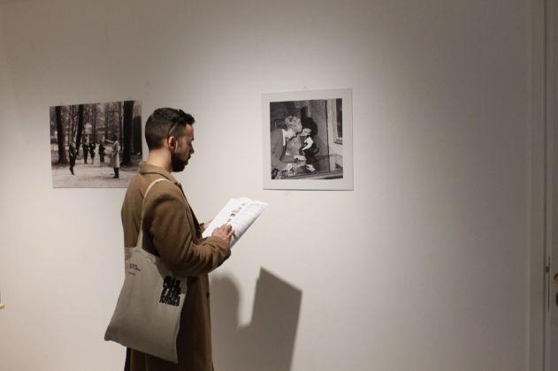 Lo studio di Marisa Volpi. Exhibition view at MLAC, Roma 2017. Photo Carlotta Barillà