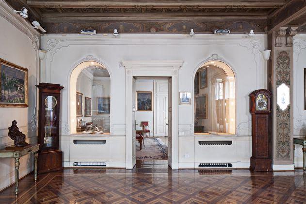 Lucia Leuci. Materia Prima. Exhibition view at Fondazione Adolfo Pini, Milano 2017