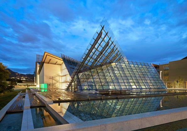 MUSE–Museo delle Scienze di Trento. Photo Matteo De Stefano ®Hufton+Crow