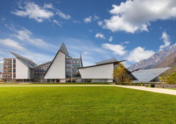 MUSE–Museo delle Scienze di Trento. Photo Roberto Nova