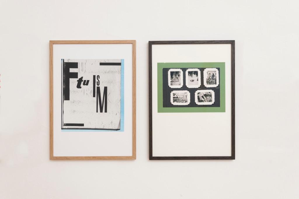 Maj Hasager, Notes on futurism, migration and a lost utopia, 2014-2015. Installation view at Fondazione Pastificio Cerere. Photo Pierpaolo Lo Giudice