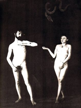 Man Ray, Adam et Ève, 1924 (Marcel Duchamp & Bronia Perlmutter)